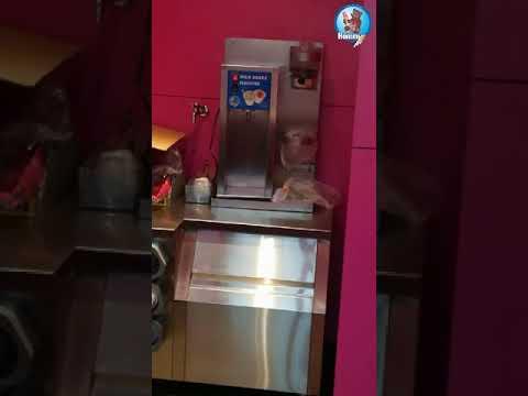 ice cream blender , crazy blender ,milk shake machine