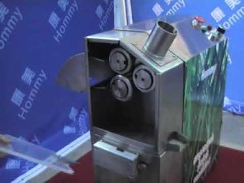 ZJ150 table top sugarcane juice machine, sugarcane juice machine