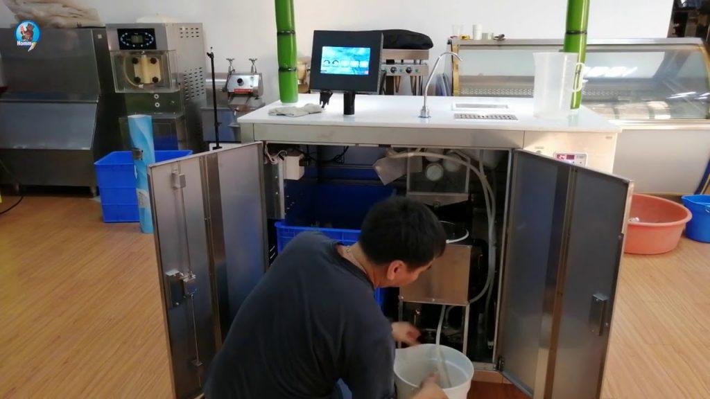 ZJ170 D Cleaning Sugarcane Juice Machine