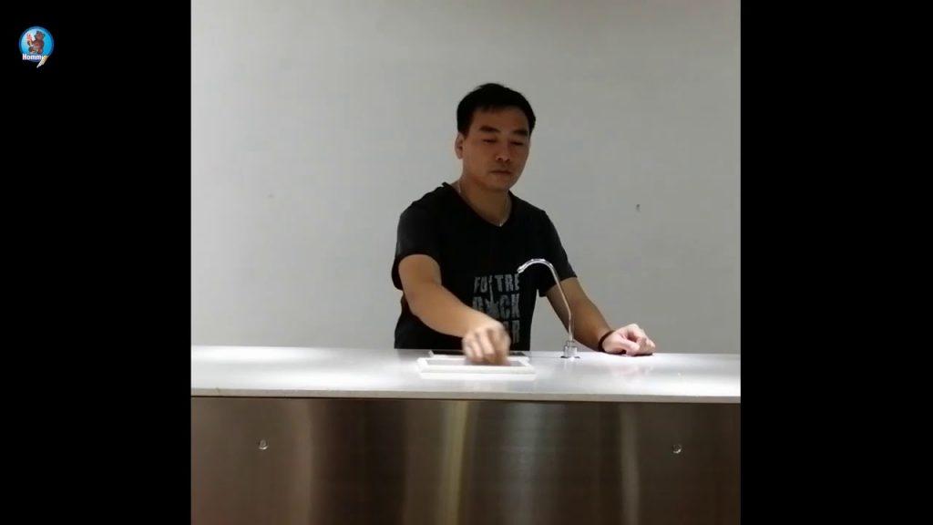ZJ190 D sugarcane juice machine with chriller and freezer operation